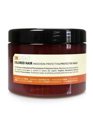 Insight Colored Hair Boyalı Saç Koruyucu Maske 500 ml Renksiz